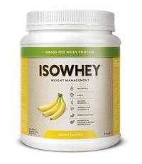 IsoWhey Weight Management Shake - Banana Smoothie (448g)