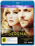 Serena on Blu-ray
