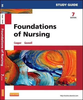 Study Guide for Foundations of Nursing by Kim Cooper image