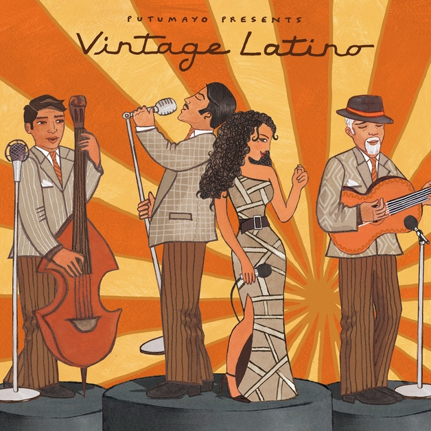 Vintage Latino by Various Artists