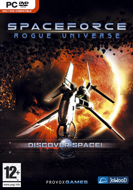 Spaceforce: Rogue Universe for PC Games image
