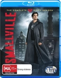 Smallville - The Complete Ninth Season on Blu-ray