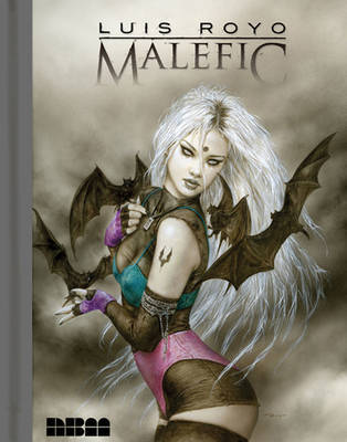 Malefic by Luis Royo