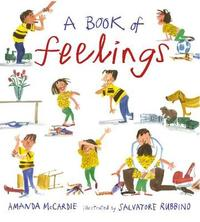 A Book of Feelings by Amanda McCardie