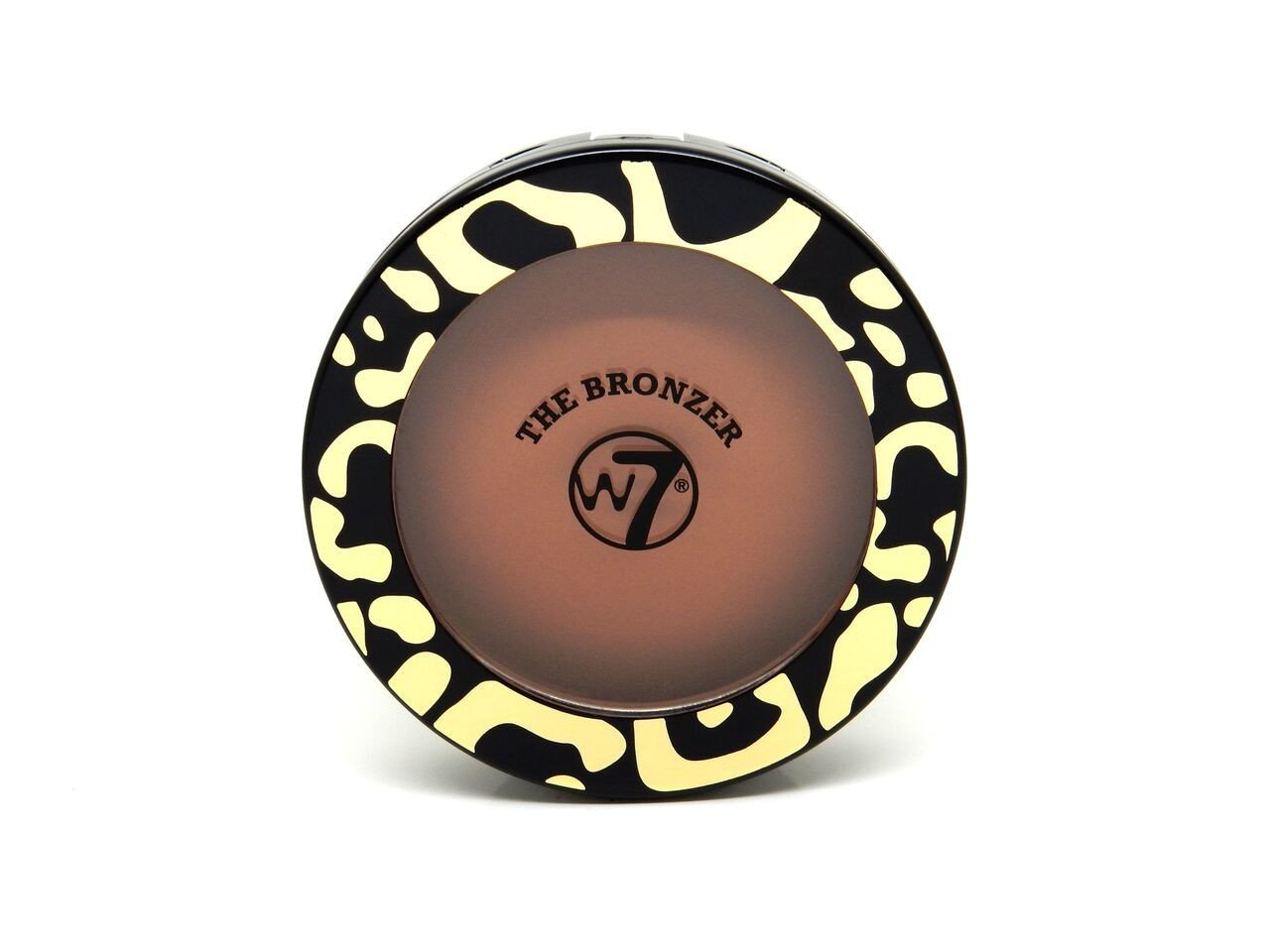 W7 The Bronzer Matte Compact image