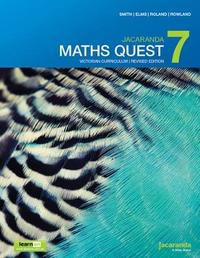 Jacaranda Maths Quest 7 Victorian Curriculum 1E (Revised) LearnON & Print by C Smith