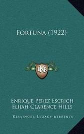 Fortuna (1922) by Enrique Perez Escrich