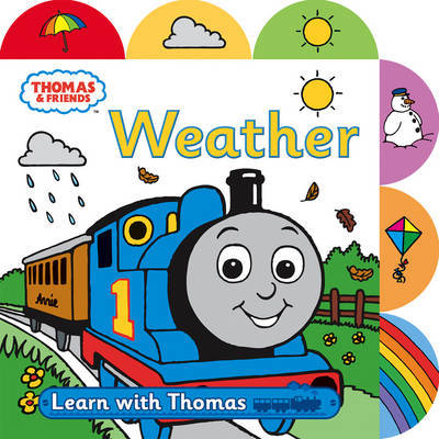 Thomas & Friends: Weather by Wilbert Vere Awdry image