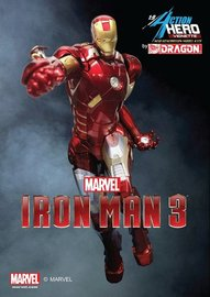 Marvel: Iron Man (Mark VII) with Missiles - Vignette Model Kit