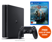 PS4 Slim 500GB Console for PS4