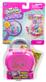 Shopkins: Little Secrets Mini Playset - So Sweet