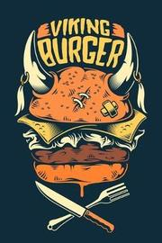Viking Burger by A5 Notebooks