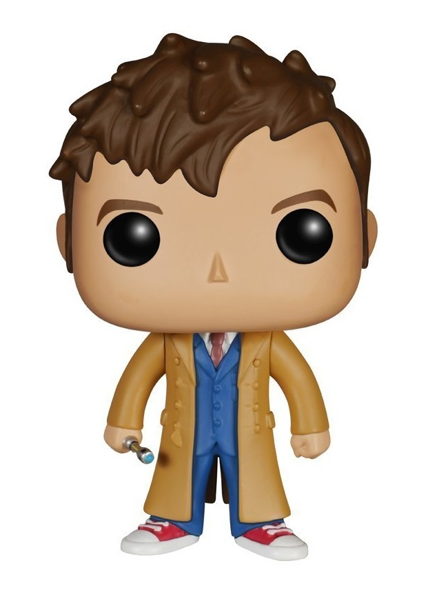 Doctor Who - 10th Doctor Pop! Vinyl Figure image