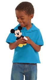 Disney: Classic Bean Plush - Mickey Mouse