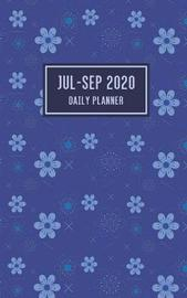 Jul-Sep 2020 Daily Planner by Brittany Kahn