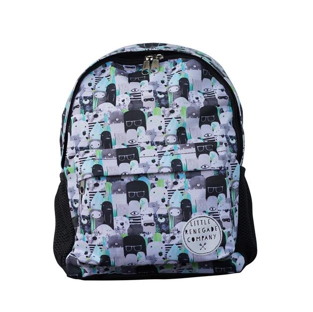 Little Renegade Company: Bears and Beasties Mini Backpack