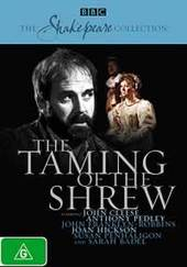 Taming Of The Shrew, The (1980) (Shakespeare Collection) on DVD