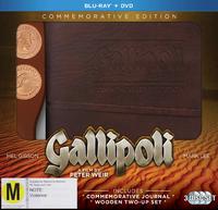 Gallipoli Commemorative Collectors Edition (3 Disc) on Blu-ray