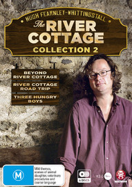 The River Cottage: Collection Two on DVD