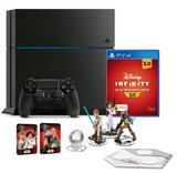 PS4 Disney Infinity 3.0: Star Wars Console Bundle for PS4