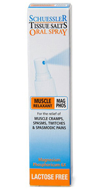 Dr Schuessler Tissue Salts Mag Phos - Muscle Relaxant Spray (30ml)