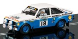 Scalextric: DPR Ford Escort Mk2 #18 - Slot Car