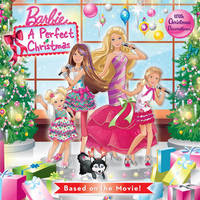 A Perfect Christmas (Barbie) by Mary Man-Kong