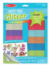 Melissa & Doug: Mess Free Glitter Booster Pack