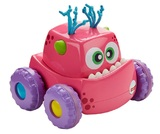 Fisher-Price: Press N Go Monster Truck (Pink)