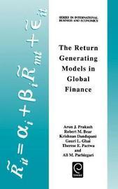 The Return Generating Models in Global Finance
