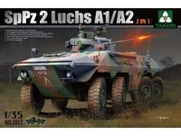 Takom: SpPz 2 Luchs A1/A2 image