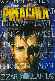 Preacher Book Five by Garth Ennis