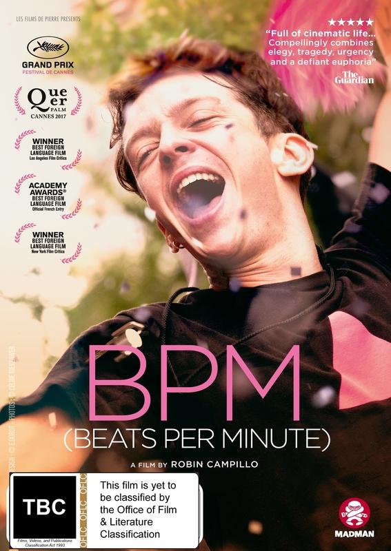 Bpm (beats Per Minute) on DVD