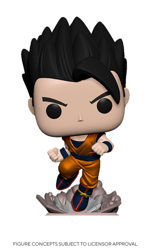 Dragon Ball Super - Gohan (Metallic) Pop! Vinyl Figure