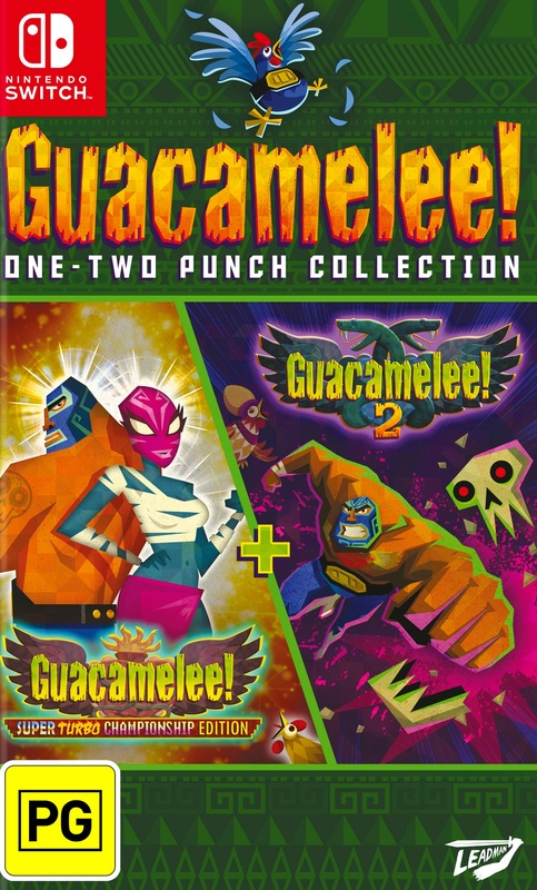 Guacamelee! One-Two Punch Collection for Switch
