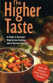 The Higher Taste by A.C. Bhaktivedanta Swami image