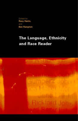 The Language, Ethnicity and Race Reader image