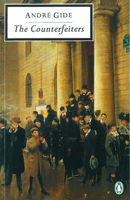 The Counterfeiters by Andre Gide image