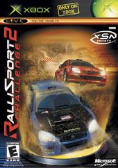 RalliSport Challenge 2 for Xbox