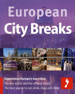 European City Breaks by Sophie Blacksell