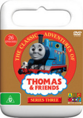 Thomas & Friends - Series 3 on DVD
