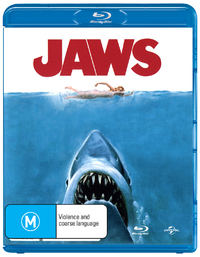 Jaws on Blu-ray