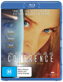 Coherence on DVD, Blu-ray