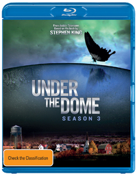 Under the Dome - The Complete Third Season on Blu-ray