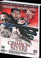 Crimson Rivers on DVD