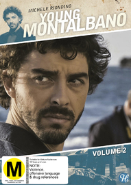 The Young Montalbano: Season 2 on DVD