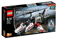 LEGO Technic: Ultralight Helicopter (42057)