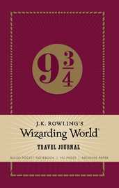 J.K. Rowling's Wizarding World Travel Journal by Insight Editions