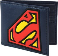 DC Comics: Superman Tilted Logo - Bi-fold Wallet