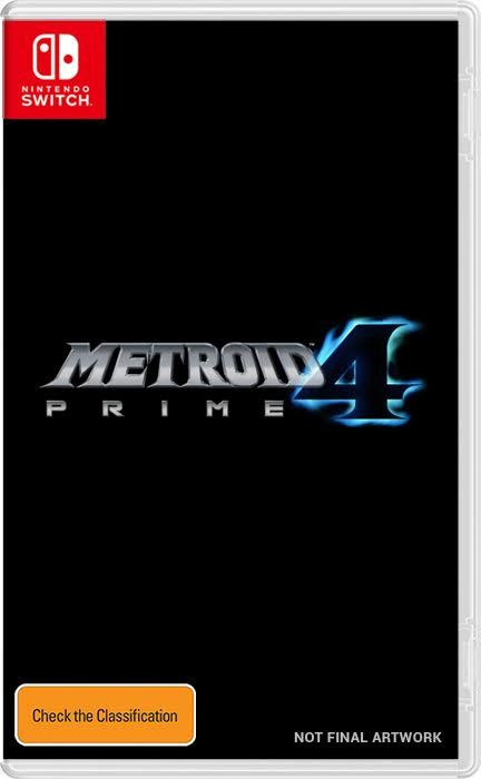 Metroid Prime 4 for Switch